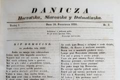 Pavao Štoos: Kip domovine vu početku leta 1831